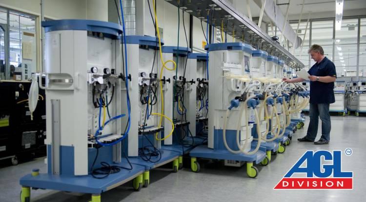 Хранение медицинской техники на таможенном складе